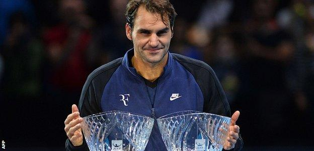 Federer Reveals The Secret of His Success In 2017