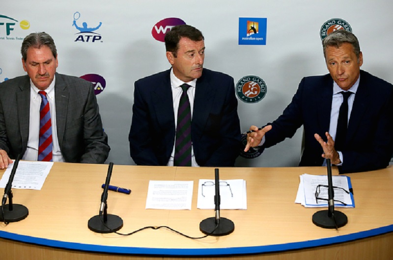 anti-corruption unit in tennis