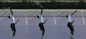 tactical application in tennis