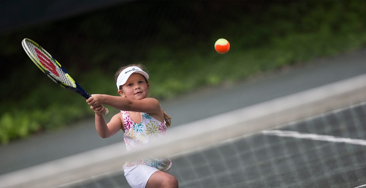Learn to play tennis | Lifeandstyle | The Guardian