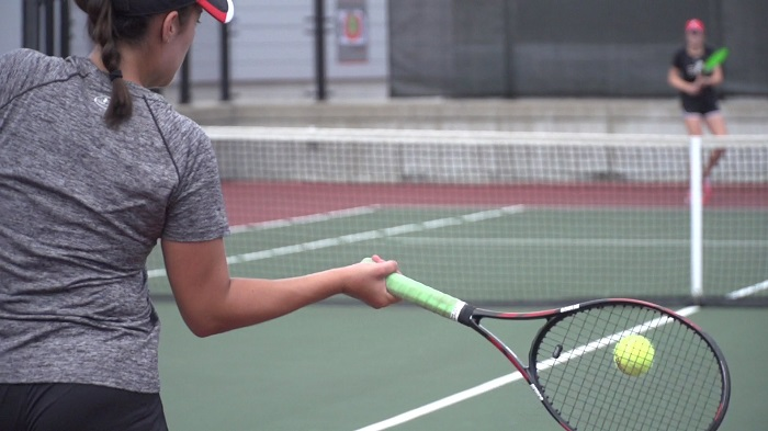 Tennis skills and techniques