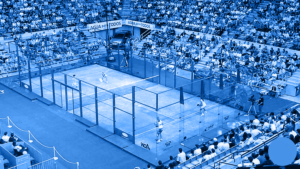 The Social Version of Tennis Arrives