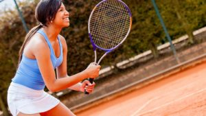 Tennis medicine exercises