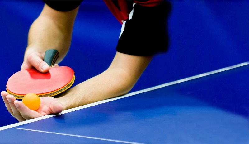 strokes in table tennis