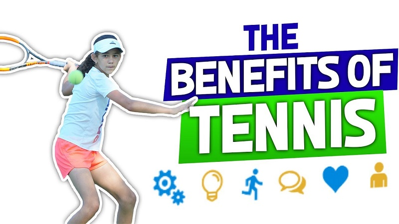 benefits of tennis