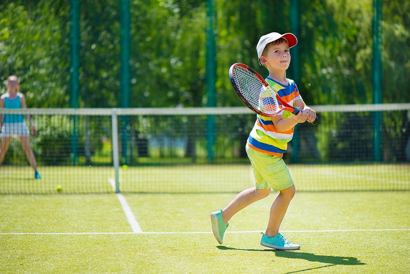 children tennis