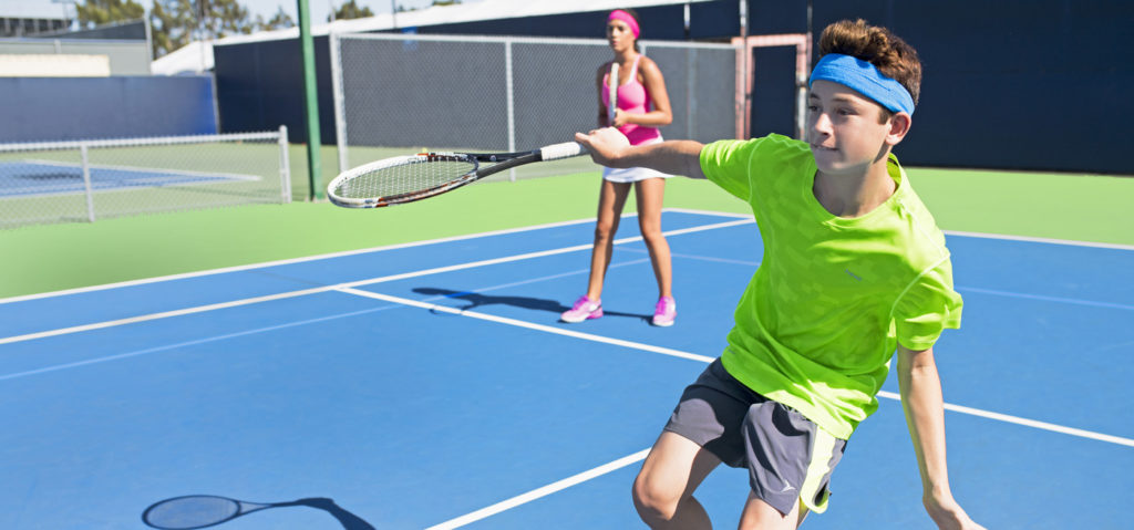 Benefits of Playing Tennis for children