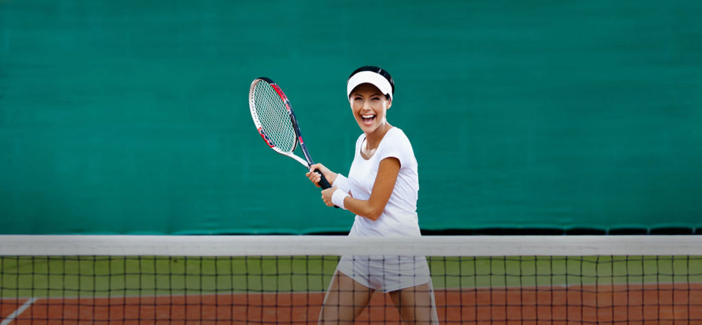 tennis reduce hypertension