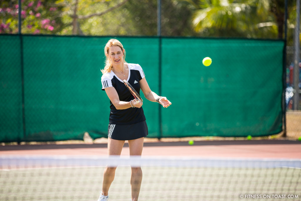 Is tennis good exercise