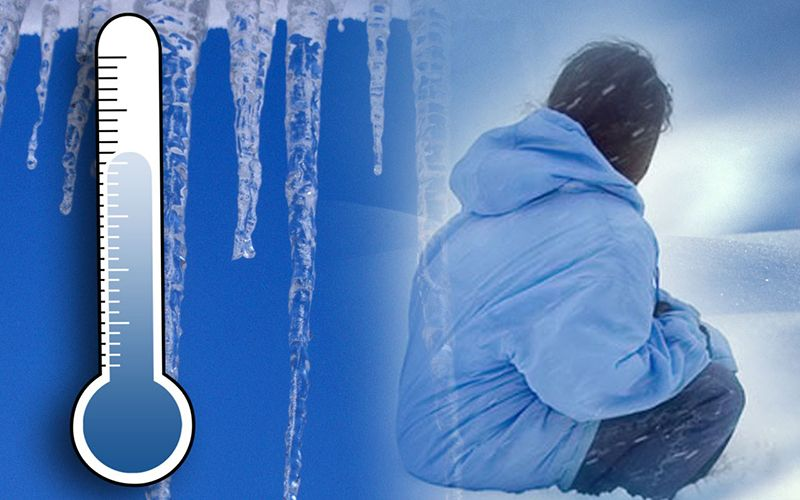 Stay safe from Hypothermia