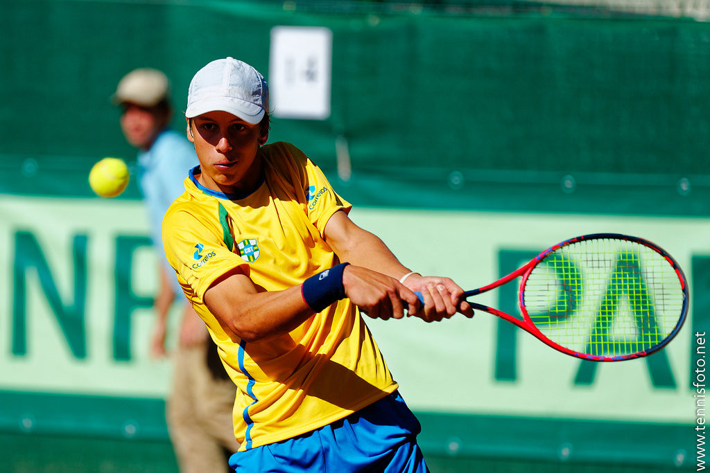 Brazil wins Argentina in Fed cup2018