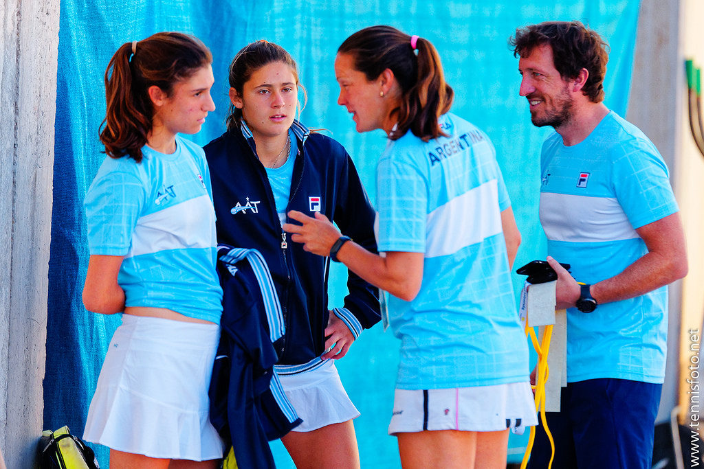 argentina Fed cup 2018