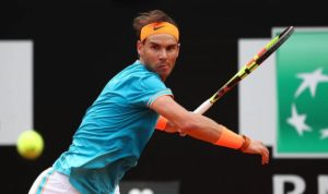 Nadal back to a final